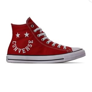 Converse Chuck Taylor - University Red Smil